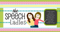 The Speech Ladies Blog is a TpT blog for Speech Language Pathologists and for parents who have children in speech. Full of ideas and activities to get your students talking!