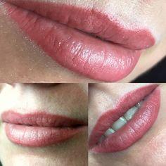 Lip Permanent Makeup, Lipstick, Beauty, Lipsticks, Cosmetology