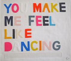 wanna dance the night away..