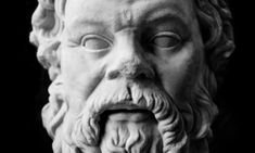 Bust carved by by Victor Wager from a model by Paul Montford, University of Western Australia, Crawley, Western Australia. / Wikimedia Commons Socrates proposed a new kind of citizenship in opposit… Western University, Socrates, Freedom Of Speech, Citizenship, Ancient Greece, Einstein, Statue, News 2, Western Australia