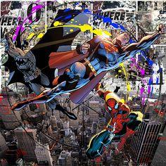 Super Heroes Trilogy - DeVon