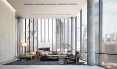 Interior photo of 515 High Line