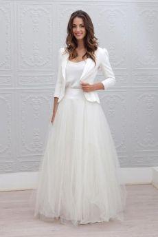 robes de marie collection 2015 - Bolero Fourrure Mariage Pas Cher