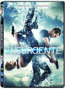 DVD: La serie Divergente: Insurgente