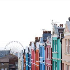 Love this shot by @snowflakesfairy The colours are beaut! #ThisIsBrighton