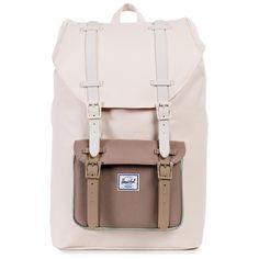 Herschel Supply Co. Little America Mid-Volume Backpack Herschel Backpack Little America, Herschel Rucksack, Camo Purse, Backpack Purse, Fashion Backpack, Laptop Backpack, Beige Backpacks, Trendy Backpacks, Herschel Supply Co