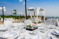 Beautiful #Wedding at Velas Vallarta #WeddingSetting #Setting