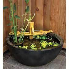 Fabriquer une fontaine d 39 int rieur art for Fontaine interieur bambou