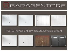 Sims 4 CC's – The Best: Garage Door Wallpaper by Bildlichgesehen – Best of Wallpapers for Andriod and ios Sims 3, The Sims 2, Mods Sims, Sims 4 Game Mods, Sims 4 Windows, Muebles Sims 4 Cc, Modern Garage Doors, Sims 4 Bedroom, Casas The Sims 4