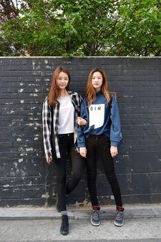 스트릿 패션 STREETPER#seoul#korea