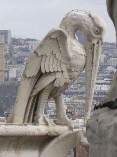 Notre Dame Gargoyle - Exploring « Chez Schmanz