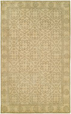 This tone-on-tone simple rug is hand-knotted and features a traditional design with wool pile. Please contact us at info@dallasrugs.com to purchase this rug. Dallas Rugs - Your Only Rug Source With Many Resources