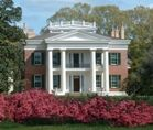 Melrose is part of the Natchez National Historic Park and stands as an icon of Greek Revival style architecture