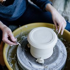 Cara Taylor Ceramics: Behind The Scenes with Kaufmann Mercantile