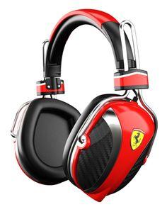 Cuffia audio Ferrari by Logic 3