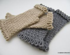 Gloves by planetkate on Etsy