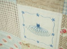 The Blue Ballerina - Pretty by Hand - Pretty By Hand