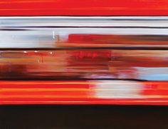 Przestrzenie ujawnione. Wystawa malarstwa Pawła Słoty w Galerii STALOWA | Portal Rynek i Sztuka