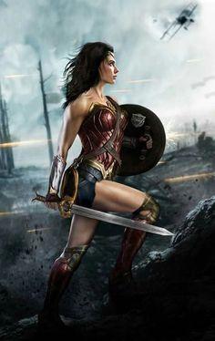 Wonder Woman ♡♡♡