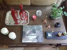 Vídeo: Como decorar mesas de centro!
