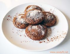 *CaNdY FiT*: Baked Oatmeal Protein Muffin Tops!