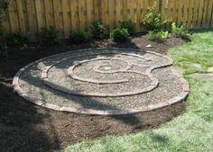 Tonawanda, NY - Landscaping and Drainage - Back Yard