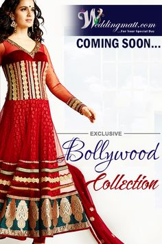 Exclusive Bollywood Collection Coming Soon ‪#‎WeddingMatt‬ ‪#‎Suits‬ ‪#‎WeddingCollections‬  Visit:- http://weddingmatt.com/