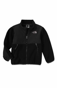 Such an awesome fall jacket for Carson :). He has it in orange & black. Thinking about getting him this all black one.