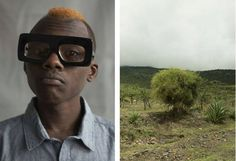 Designer Karen Walker Visible Glasses Collection Featuring Kenyan Artisans | http://www.talkingtonelly.com/designer-karen-walker-visible-glasses-collection-features-kenyan-artisans/