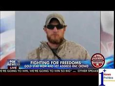 Fighting For Freedoms Gold Star Mom And Vet Address RNC Crowd - Fox & Friends | 1Plus News