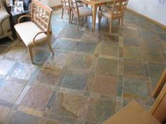 Natural Stone Indoor and Outdoor Slate Floors (888) 616-0439 from Marble Restoration (888) 616-0439 Hardwood Floor Refinishing DC