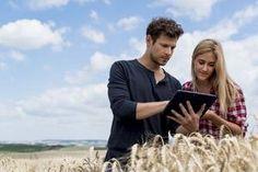 Das neue Onfarming Online-Portal bietet Landwirten maßgebliche Unterstützung im betrieblichen Alltag (Foto: © Michael Reidinger). Portal, Couple Photos, Couples, Photos, Couple Shots, Couple, Couple Pics