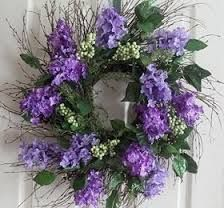 Lilacs and berries spring wreath, Spring wreath for front door, Spring decor, Easter wreath, Mother's Day gift Spring Door Wreaths, Easter Wreaths, Summer Wreath, Holiday Wreaths, Wreaths For Front Door, Moss Wreath, Diy Wreath, Burlap Wreaths, Wreath Ideas