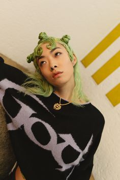 Rising Popstar Rina Sawayama Reimagines Beauty with Mercedes-Benz 'How To' Hair Inspo, Hair Inspiration, Pretty People, Beautiful People, Benz S, Hair Reference, Aesthetic Hair, Grunge Hair, Cool Hairstyles