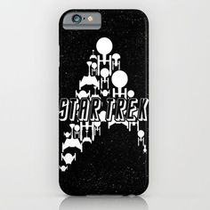 Ships Trek iPhone & iPod Case