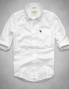 Abercrombie and Fitch mens casual shirt