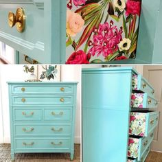 Totally cute in turquoise! Available now in my Etsy store! $497 plus shipping. How fun are the drawers?! Link in profile! #furniturefeaturefriday4 #swcolorlove #holidayturquoise #sprayedfurniture #brass #drexel #vintagefurniture @sherwinwilliams #industrialenamel #paintedbykaylapayne #turquoise #hobbylobbyfinds