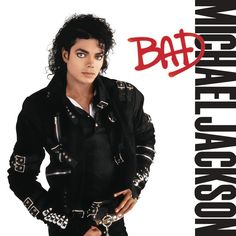 Michael Jackson Bad on LPThe Bad album was the third Michael Jackson album produced by Quincy Jones and was originally released on August It Michael Jackson Album Covers, Thriller Michael Jackson, Michael Jackson Records, Michael Jackson Poster, Lp Vinyl, Vinyl Records, Vinyl Music, Bob Marley, Invincible Michael Jackson