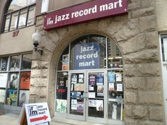 Oldest Record Store? Jazz Record Mart, River North, 1959: http://www.jazzmart.com (Oldest Chicago, Day 16).
