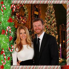 Merry Christmas From Mr and Mrs.Ralph Dale Earnhardt IV, Christmas 2015
