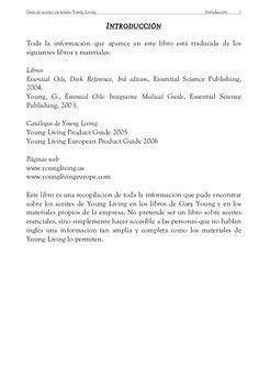 Guia de aceites esenciales young living traducida por mercedes alonso…