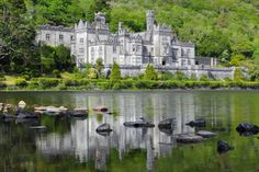 Image result for Ballynahinch Castle, Galway, Connaught, Ireland