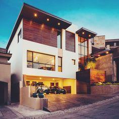 512 best Modern Houses images on Pinterest | Modern homes, Modern ...