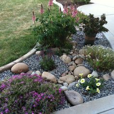 Rock yard landscaping landscaping with rocks landscaping with river rock gravel landscaping landscaping ideas front yard .