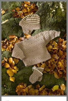 Baby - Køb kvalitetsgarn til Danmarks bedste priser hos YarnLiving Knitting For Kids, Baby Knitting Patterns, Petunia, Baby Barn, 3rd Baby, May Flowers, Baby Sweaters, Cute Crochet, Kids Wear