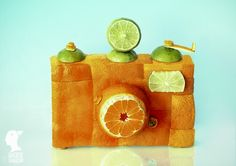 Food Sculptures That Look Like Everyday Objects by Dan Cretu