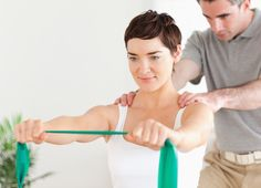 Pain management and physiotherapy