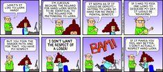 The Dilbert Strip for December 14, 2014