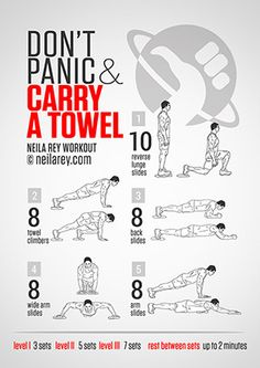 Really nice visual and great workouts : Neila Rey - workouts, programs, challenges, meal plans posters.