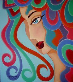 Arte, pintura, oleo, acuarela, escultura